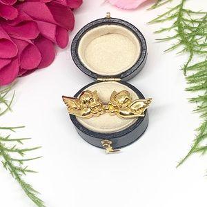 Avon Jewelry - ⚜️Vintage DISNEY AVON 1994 Snow White Earrings